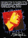 Jimi Hendrix Electric Ladyland Small Tin