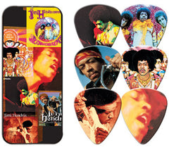 Jimi Hendrix Frontline Album Guitar Picks