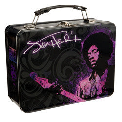 Jimi Hendrix Large Lunch Box
