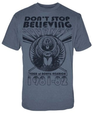 Journey Dont Stop Believing Event T-Shirt