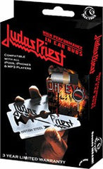 Judas Priest Earbuds