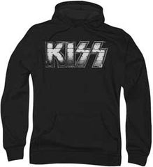 KISS Heavy Metal Heavyweight Hoodie