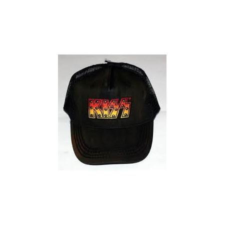 KISS Metal Logo Cap