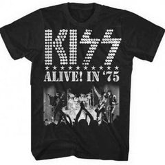 KISS Alive In 75 T-Shirt