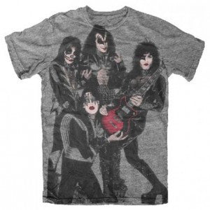 KISS Rocket to Ride T-Shirt