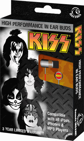 KISS Earbuds