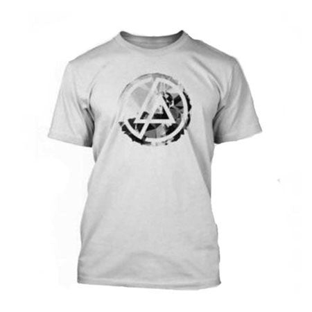 Linkin Park Perspective Silver Mens T-Shirt