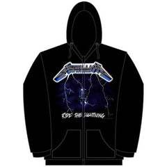 Metallica Ride the Lightning Hoodie