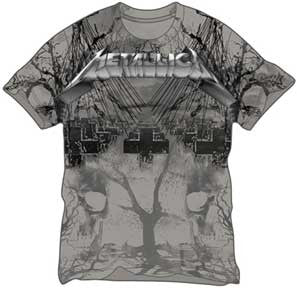 Metallica Puppet Strings Mens T-Shirt