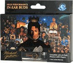 Michael Jackson Earbuds