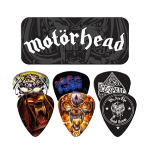 Motorhead Guitar Picks Tin