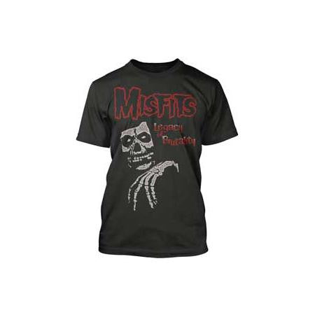 Misfits Legacy Of Brutality Mens Lightweight T-Shirt