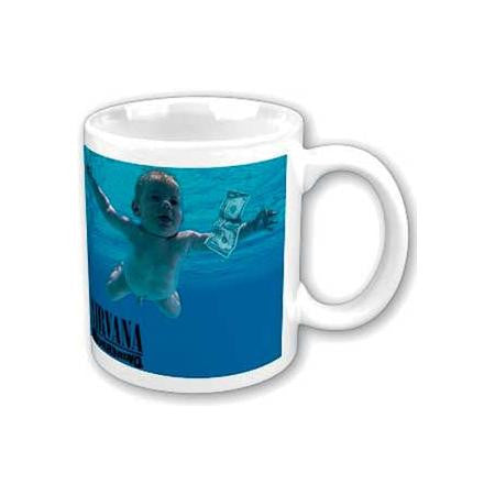 Nirvana Nevermind Deco Boxed Mug