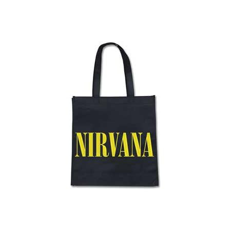 Nirvana Logo Trend Eco Shopp Bag