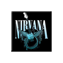 Nirvana Jagstang Wings Fridge Magnet