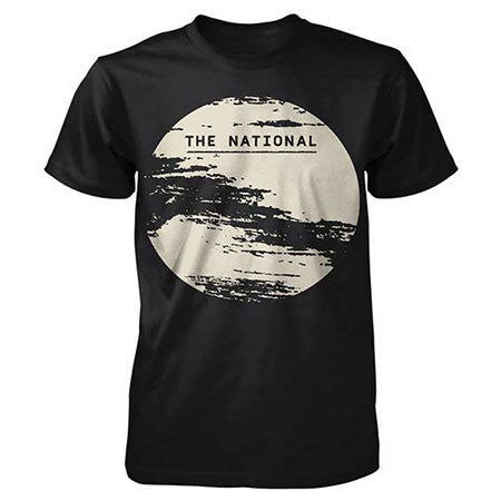 The National Circles Mens T-Shirt