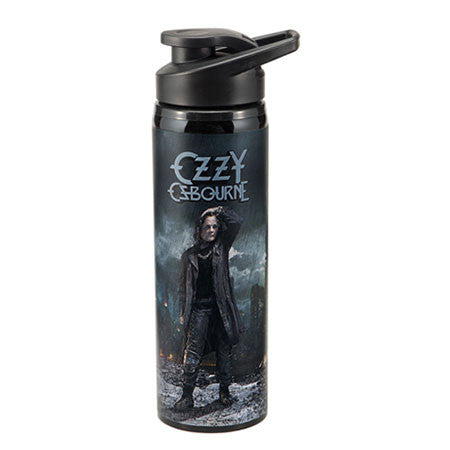 Ozzy Osbourne 24oz Stainless Steel Water Bottle