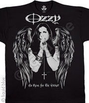 Ozzy Osbourne Dark Angel Black T-Shirt
