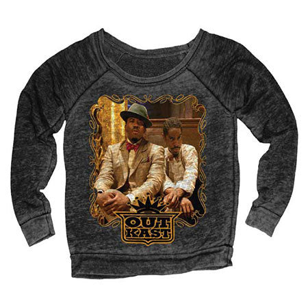 OutKast Photo Mens Raglan