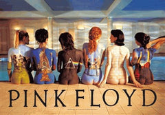 Pink Floyd Back Catalog Fabric Poster