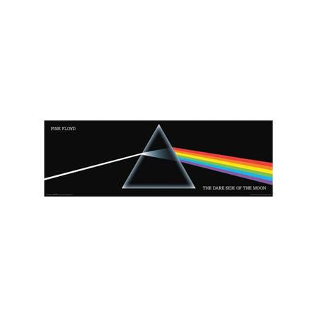 Pink Floyd Dark Side Of The Moon Slim Poster