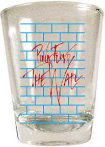Pink Floyd The Wall Shot Glass