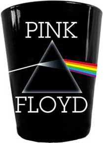 Pink Floyd Dark Side of the Moon Shot Glass