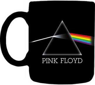 Pink Floyd Dark Side of the Moon Coffee Mug
