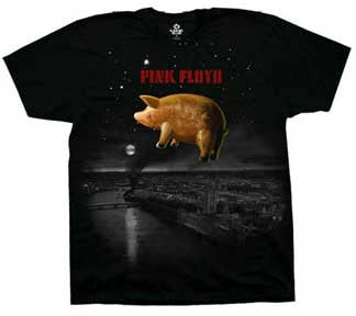Pink Floyd Pig Over London T-Shirt