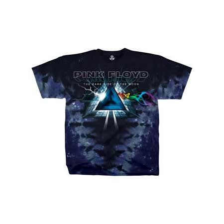 Pink Floyd Dark Side Vortex Mens T-Shirt