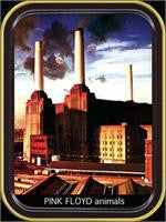 Pink Floyd Animals Large Tin