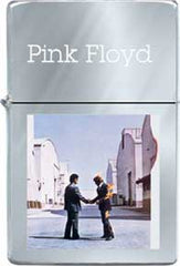 Pink Floyd Wish You Were Here Burning Lighter