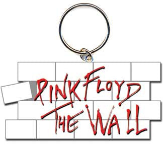 Pink Floyd The Wall Logo Keychain