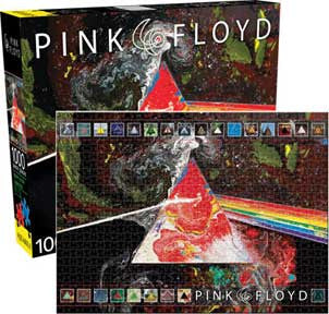 Pink Floyd Dark Side of the Moon 40th Anniversary Puzzle