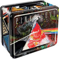 Pink Floyd Dark Side of the Moon 40th Anniversary Lunch Box