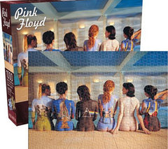 Pink Floyd Back Art Puzzle