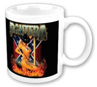 Pantera Pole Dancer Mug