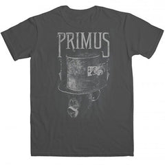 Primus Monkey with Top Hat Mens T-Shirt