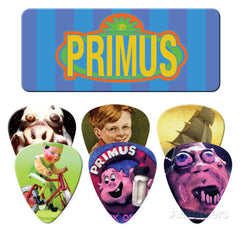 Primus Logos Guitar Pick Set