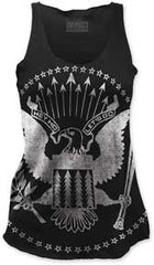 The Ramones Presidential Seal Juniors Tank