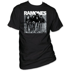 The Ramones First Album Cover T-Shirt