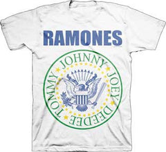 The Ramones Soccer T-Shirt