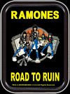 The Ramones Road To Ruin Large Tin