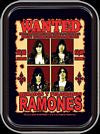 The Ramones Wanted Large Tin