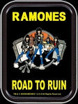 The Ramones Road To Ruin Small Tin