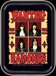The Ramones Wanted Small Tin