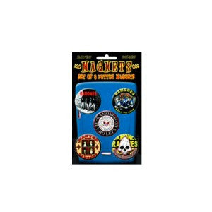 The Ramones Magnet Set