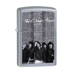 Rolling Stones Group Zippo Lighter