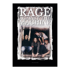 Rage Against the Machine Framed Pics Fabric Poster