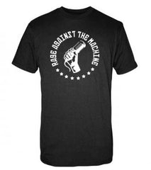 Rage Against the Machine Microphone Slim Fit T-Shirt